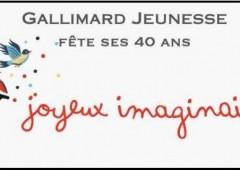 Concours : Gallimard cherche des auteurs jeunesse