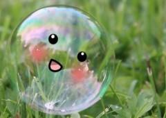 Cette bulle de douceur