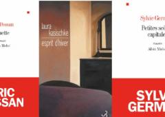 Rentrée littéraire #4 : Quêtes d'identité