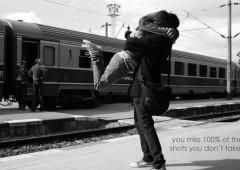 Les amoureux du RER B