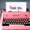 Lettre d'amour à un écrivain
