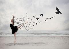 Leïla danse