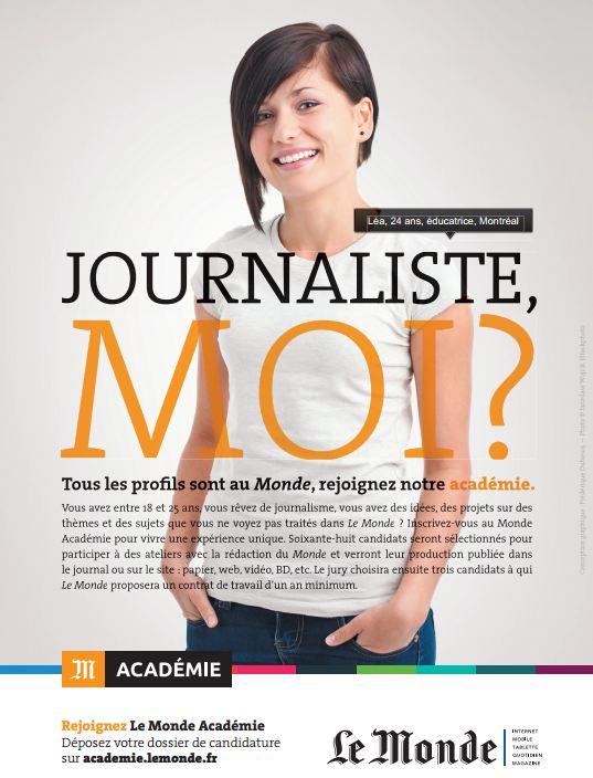 Academie Le Monde