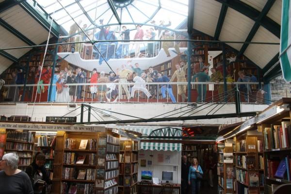 Barter Bookshop