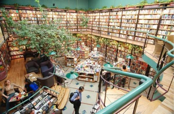El Péndulo librairie mexique