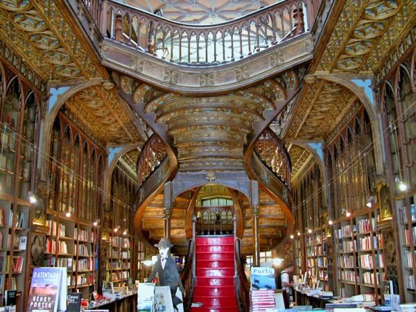 librairie lello e Irmao porto