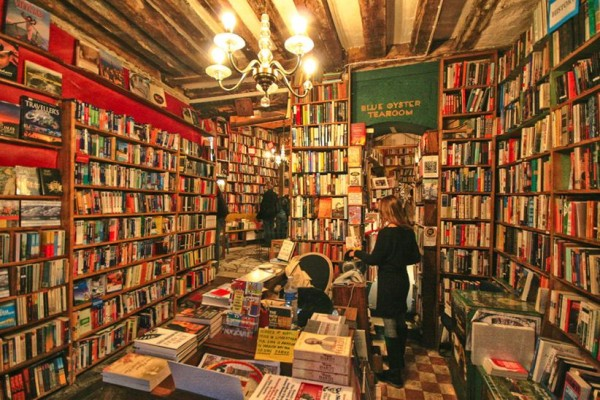 Shakespeare & Co. Librairie Paris