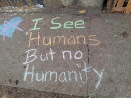 inscription sur humanité