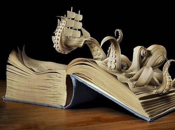 livre 3D bateau