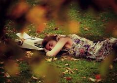 Ecrire jusqu'à perdre le sommeil…